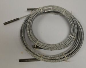 Set Of 2 Rotary Lift Oem Spo12 Eh2 Equalizing Cables N313 New Oem Parts