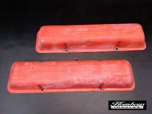 Chevrolet Small Block Valve Covers