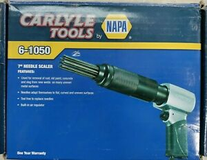 Refurbished Carlyle By Napa 6 1050a Pistol Grip Needle Scaler