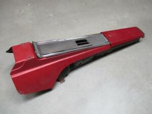 65 66 Ford Galaxie Center Console Red