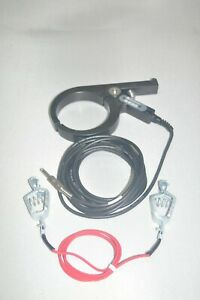 Metrotech 4490 Metroclamp Jumper Cable For 9800 Line Locator Free Shipping