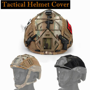 Tactical Helmet Cover for FAST Helmet Army Military Airsoft Headwear $13.58