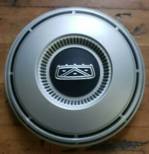 Ford Dog Dish Poverty Hubcaps Oem Galaxie Fairlane Truck