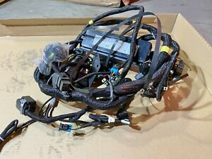 S650 T650 S630 T630 Bobcat Engine Electrical Harness Part 7300650 Manual Control