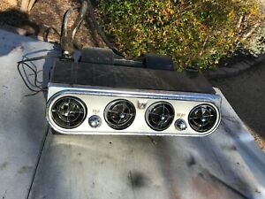 1964 1966 Under Dash Ac Air Conditioning Unit Mustang Fairlane Galaxy Works