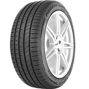 2 New Toyo Proxes Sport A s 235 45r17 97w Xl A s High Performance Tires