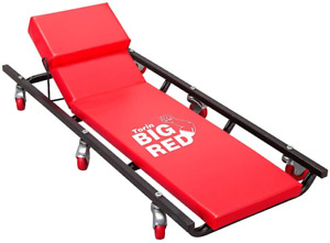 Big Red Tr6452 Torin Rolling Garage Shop Creeper 40 Padded Mechanic Cart With