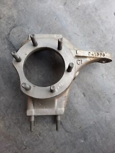 Nos Cucv Gm Chevy Dodge Dana 60 Front Axle L h Knuckle Driver Steering