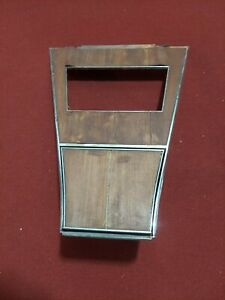 1963 65 Buick Riviera Center Console Trim With Ash Tray And Lighter