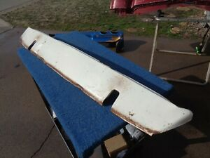 1974 Dodge Charger Rear Valance Panel Solid 1973