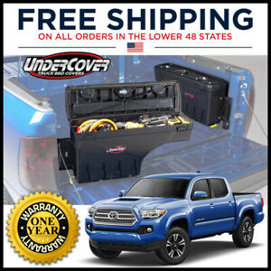 Undercover Swing Case Driver Side Truck Bed Storage For Select Tacoma