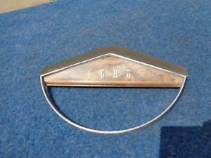 1951 Ford Victoria Horn Ring