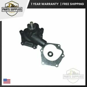 Water Pump With Gasket For Case Ih 990 995 996 1200 1210 1212 Tractor