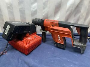 Hilti Te5a 24 Volt Cordless Hammer Drill Rotary Hammer Battery Bp72 Charger