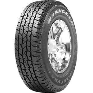 4 New Goodyear Wrangler Trailmark 265 70r16 111s At A T All Terrain Tires