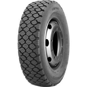 Goodride Cm986 235 75r17 5 Load H 16 Ply Drive Commercial Tire