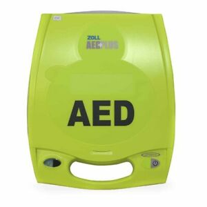 Zoll Aed Plus Automatic Defibrillator Recertified W New Pad Case Batteries