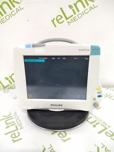 Philips Healthcare Intellivue Mp50 M8004a Neonatal Patient Monitor