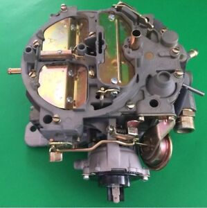 Rochester Quadrajet Carburetor 350 Chevrolet 5 7 4barrel