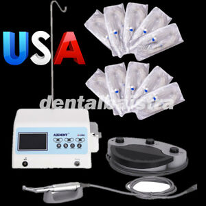 Us Dental Implant System Surgical Brushless Motor 10 irrigation Tube Fit For Nsk