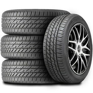 4 New Bridgestone Driveguard 255 40r17 94w A s High Performance Tires