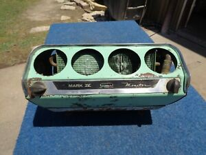 Mark Iv Underdash A c Box Buick Chevy Plymouth Ford 1960 1961 1962 1963 1959