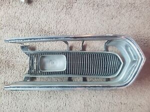 1968 68 Plymouth Barracuda Grille Right Hand Factory Original Oem