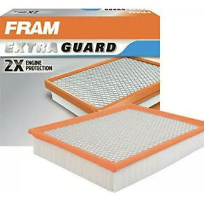 Fram Extra Guard Air Filter Ca8755a For Select Cadillac Chevrolet And Gmc