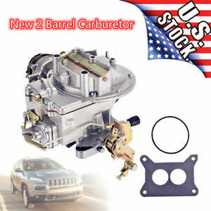 2 barrel Carburetor Carb 2100 For Ford 289 302 351 Cu Jeep Engine Stock