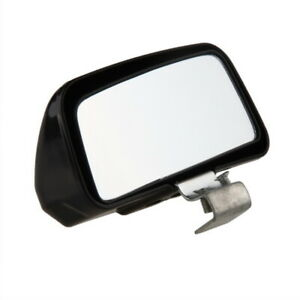 Universal Black Blind Spot Mirror Wide Angle Rear View Car Side Mirror