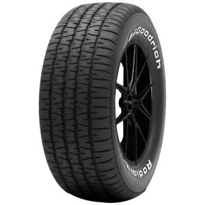 2 P215 70r15 Bf Goodrich Radial T A 97s Rwl Tires