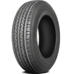 4 New Travelstar Hf288 Steel Belted St 235 85r16 Load F 12 Ply Trailer Tires