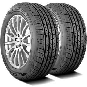 2 Tires Cooper Cs5 Ultra Touring 235 60r16 100v A s All Season