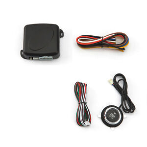 Car Remote Engine Starters Button Door Lock Keyless Entry System Central