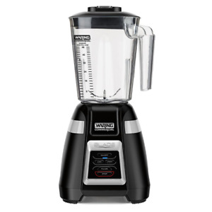 blade 1hp Bar Blender 2 speed pulse W Keypad And 48 Oz Container