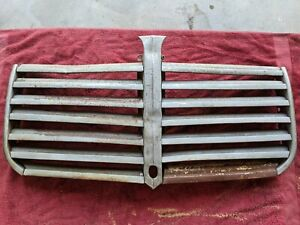 1941 1942 1946 1947 Gmc Pickup Truck Lower Grille Original