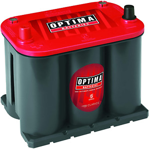 Optima Batteries 8025 160 25 Redtop Starting Battery