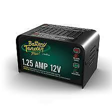 New Battery Tender Plus 12v Battery Charger And Maintainer 1 25 Amp 021 0128