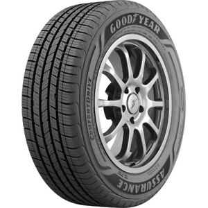 4 New Goodyear Assurance Comfortdrive 215 55r17 94v As A s Performance Tires
