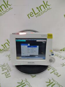 Philips Healthcare Intellivue Mp30 M8002a Patient Monitor