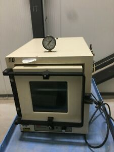Napco Heated Vacuum Chamber Oven Model 5851 Normal Used Good Condition