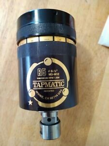 Tapmatic R5 Reversable Tapping Attachment 6 1 2 Capacity new In Box