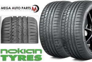 2 Nokian Zline A s 255 35r20 97w Xl Premium All season High Performance Tires