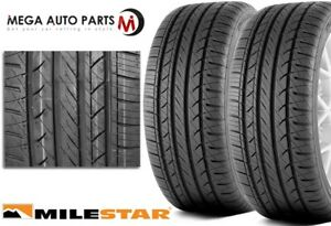 2 Milestar Ms932 Xp 255 35r20 97w All Season M s Ultra High Performance Tires