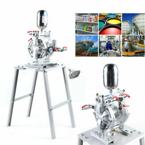 Air operated Double Diaphragm Pump Pneumatic 35l min Painting Ink Pump
