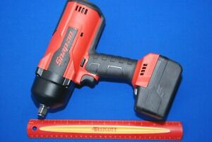Newest Snap On 18 V 1 2 Drive Monsterlithium Cordless Impact Wrench Battery