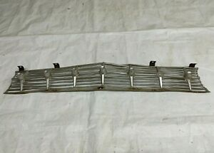 1959 Chevy Impala Grill Biscayne Bel Air Grille El Camino Convertible Coupe
