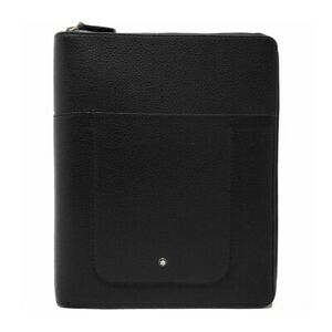 Memo Note Pad Holder Montblanc Meisterstuck Soft Grain Small 126233 In Leather