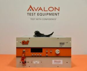 Amplifier Research 250t6g18 250w 6 18ghz Twt Microwave Amp