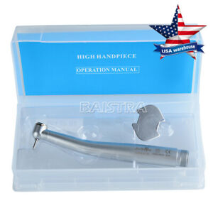 Nsk Style Dental High Speed Handpiece Standard 2 Hole Push Button Contra Angle